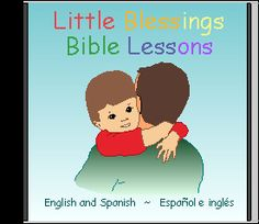 great website with toddler lesson plans to help incorporate bible study into my child's daily routine