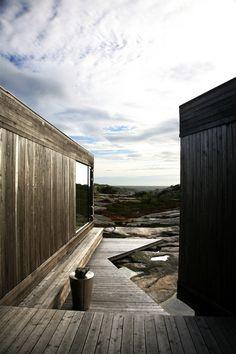 SOMMERHOUSE HVALER, Reiulf Ramstad Architects