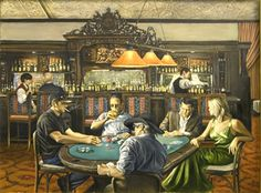 Poker at the Breakers, Harry McCormick