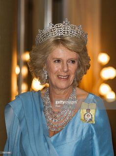 HRH Camilla,  Duchess of Cornwall arrives at the Serena Hotel for The Queen's Banquet for Commonwealth Heads of Government on November 23, 2007 in Kampala, Uganda. The Duchess is in Uganda with The Prince of Wales during the Commonwealth Heads of Govenment Meeting. CHOGM will be attended by over 5000 delegates, The Queen as well as UK Prime Minister Gordon Brown.  (Photo by Pool/Getty Images)