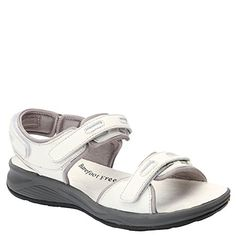Drew Cascade Women's Sandal 5.5 C/D US Sport White >>> Read more reviews of the product by visiting the link on the image.