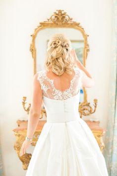 Rachael Bold saved to wedding ideasHalf Up Wedding Hairstyles Medium Length Hair Half Up Half Down Wedding Hair… #weddingideas #weddinghairstyleslonghair #weddinghair
