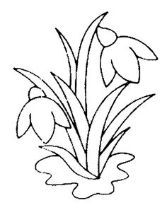 Are you looking forward to the spring and its spring creation? Wool Applique, Applique Patterns, Applique Designs, Flower Patterns, Embroidery Designs, Flower Coloring Pages, Colouring Pages, Adult Coloring Pages, Art Drawings For Kids