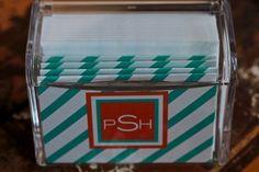 Notecard box, Pickett's Press