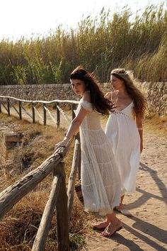 Lucilla and Lucrezia Bonaccorsi