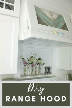 From the beginning of our kitchen planning sessions, I knew I wanted to put in a custom wood range hood. I knew when I built our hood that I'd need to take detailed notes and photos to help you accomplish your own project. I hope this tutorial helps you build your own range hood! Diy Kitchen, Kitchen Ideas, Kitchen Decor, Custom Range Hood, Kitchen Planning, Diy Pool, Florida Home, Organizing Tips, Organization Hacks