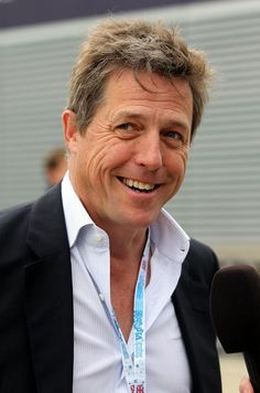The birth on this day 9th September, 1960 of Hugh Grant, English actor and film producer. Happy birthday Hugh <3