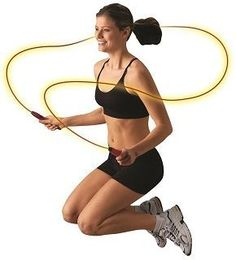 Met touwtje springen afvallen is vaak een vergeten vet verbrander. Ontdek alle voordelen van springtouwen + beginners/gevorderden schema.: