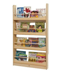 Love this Wall Mount Book Shelf by Whitney Brothers on #zulily! #zulilyfinds