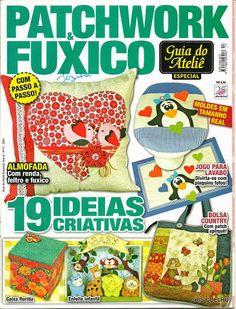 17 guia do atelie patchwork e fuxico especial 17 - maria cristina Coelho - Álbuns da web do Picasa