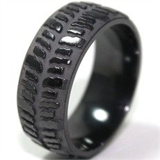 tire ring for the hubby