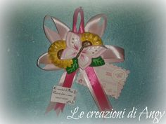 Bomboniera primo compleanno tema Farfalle