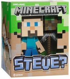 Minecraft Vinyl Figure - Steve