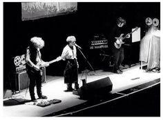 Cocteau Twins live 1986.