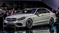 mercedes-benz | Mercedes-Benz unveils 2014 E Class Facelift