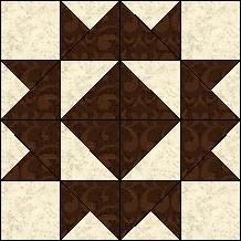 Block of Day - Mexican Star strip piecing Easy Quilt Patterns, Star Patterns, Pattern Blocks, Fabric Patterns, Star Quilt Blocks, Star Quilts, Easy Quilts, Quilting Projects, Quilting Designs