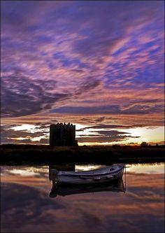 Threave Castle - #Scotland