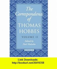 Managerial economics in a global economy 9780199811786 dominick the correspondence volume ii 1660 1679 thomas hobbes 9780198237488 thomas hobbes fandeluxe Image collections