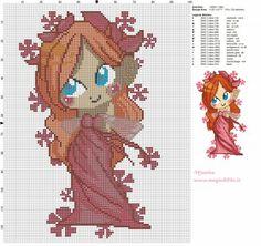 Schema punto croce piccola Giselle 100x124 17 colori.jpg
