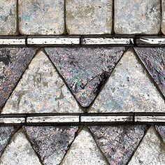 ❤️❤️ @cotto_etrusco #beautiful #handmade #tiles #2016 #interiordesign #urbanedgeceramics #stunning #glazes #triangletile Glazed Tiles, Handmade Tiles, Urban, Ceramics, Quilts, Interior Design, Instagram Posts, Beautiful, Ceramica