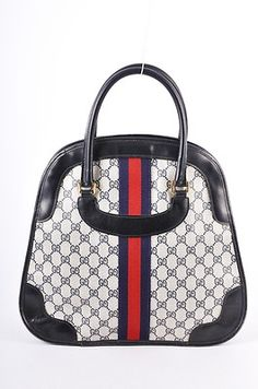 Save big on the Gucci Vertical Web Guccissima Canvas Satchel! This satchel is a top 10 member favorite on Tradesy. See how much you can save. New Handbags, Gucci Handbags, Luxury Handbags, Purses And Handbags, Gucci Bags, Vintage Purses, Vintage Gucci, Big Purses, Designer Purses