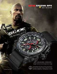 Check our Selection of the Finest Military and Tactical Watches for Men by MTM Special Ops Watch. Durable, Sophisticated and Stylish watches for the extreme Best Watches For Men, Amazing Watches, Luxury Watches For Men, Cool Watches, Army Watches, G Shock Watches, Sport Watches, Gi Joe, Patek Philippe
