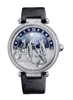 Rêves de Panthères signée Cartier