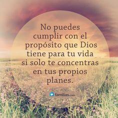 Permite que Dios sea el guía de tu vida