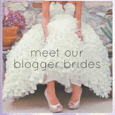 Follow her wedding planning on Engaged & Inspired!