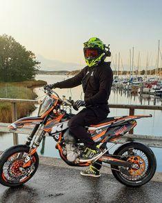 Motocross Love, Best Atv, Ktm Exc, Bike Photoshoot, Dirt Bike Girl, Scrambler Motorcycle, Dual Sport, Dirtbikes, Mini Bike