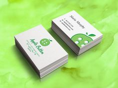 business card template psd 10 Logo, Step By Step Watercolor, Watercolour Tutorials, Watercolor Design, Vector Art, Templates, Make It Yourself, Best Deals, Business