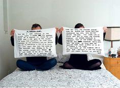 Bedtime Story Pillowcase Set — ACCESSORIES -- Better Living Through Design