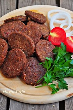 sucuk köfte tarifi make your own spicy kofte sausage recipe at home, perfect for the Thanksgiving party table, Sports Sunday buffet plates or in the lunch box, sandwiches will never be boring again, real man food. Classic Meatball Recipe, Meatball Recipes, Sausage Recipes, Meatloaf Recipes, Meat Recipes, Healthy Recipes, Simple Recipes, Healthy Eating Tips, Healthy Cooking