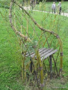décos jardin : le paradis d'une passionnée