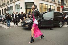 Gilda Ambrosio at Paris Couture mini-mode.com