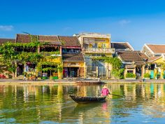 Photos that show why Hoi An, Vietnam is the world's best city in 2019 - Insider Hoi An, Snorkel, Vietnam Tours, Travel And Leisure, Best Cities, Historic Homes, Lonely Planet, Cool Places To Visit, Night Life