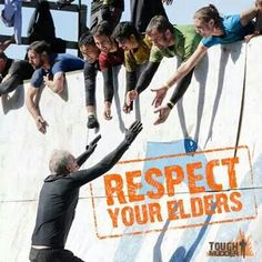 Tough mudder respect