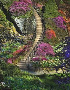 ❦Butchart Gardens Vancouver Island, Canada