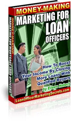 Business plan for mortgage loan officer