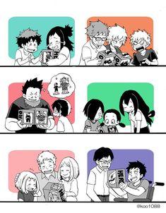 Those who love My Hero Academia(Boku No Hero) join the community! Boku No Hero Academia, My Hero Academia Memes, Hero Academia Characters, My Hero Academia Manga, Dark Fantasy, Familia Anime, All Meme, Anime Lindo, Fanarts Anime