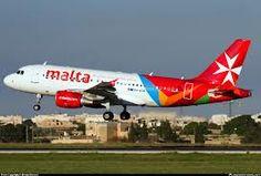 Airmalta, bringt Sie sicher auf die Insel. #Malta#Sprachkurs#Englisch lernen#