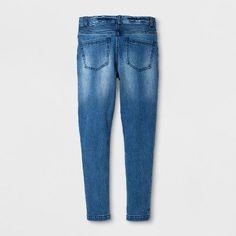Boys' Moto Jeans - art class Blue Wash 8