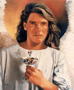 """ANAEL: El nombre de esta virtud significa en hebreo """"Favor de Dios"""" y es uno de los siete Ángeles Superiores, en cuya energía de Amor se agrupan los llamados """"Ángeles Guardianes&#…"""