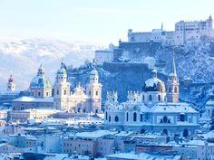 The Best Cities in Europe - Photos - Condé Nast Traveler - Salzburg, Austria Lillehammer, Choice Awards, Beauty Around The World, Around The Worlds, Best Cities In Europe, Travel Europe, European Travel, Bergen, Salzburg Austria
