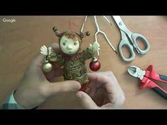 Кукольная мастерская Online. Предновогодние встречи