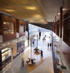 Jumeirah Emirates Towers Hotel, Dubai - Family Holidays - Boulevard - ground level