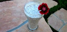Colon Cleansing Flaxseed Flour and Kefir