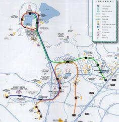 disney-transportation-map-1.jpg (3395×3562) | Funny Little Things ...