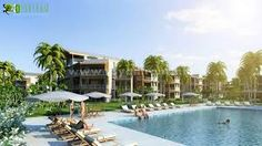 Résultats de recherche d'images pour «rendering company 3d resort»