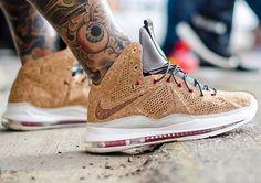 Nike Lebron 10 Cork